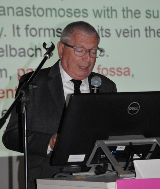Prof Jean Bernard Dubuisson