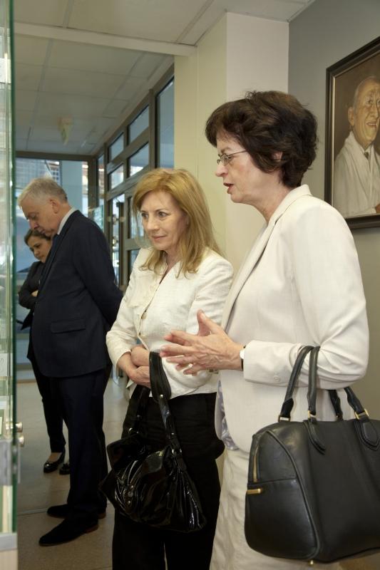 Otwarcie wystawy o prof. Wiktorze Dedze