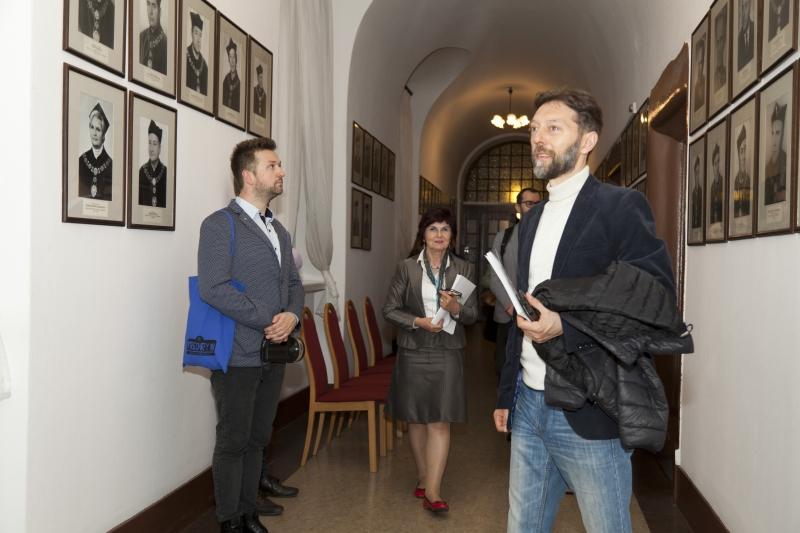 Noc Muzeów w Collegium Maius