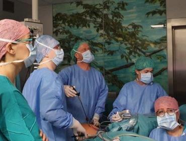 Warsztaty Minimalnie Inwazyjnej Chirurgii Ginekologicznej w Szpitalu Klinicznym przy Polnej