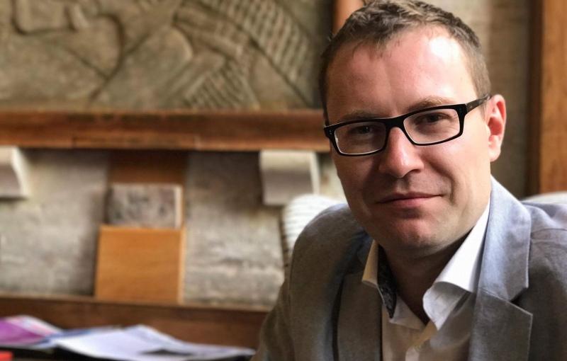 dr hab. Marcin Moskalewicz