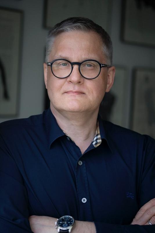 prf. dr hab. Zbigniew Krasiński