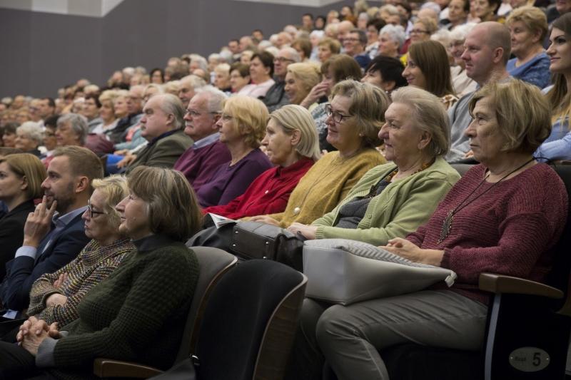 """Konferencja """"Dla ludzi z doświadczeniem - to jest czas Seniorów"""""""