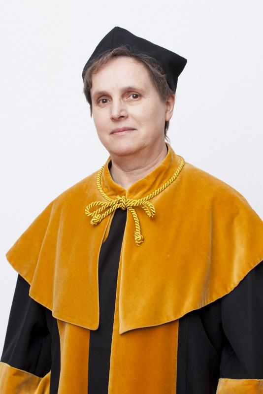 prof. dr hab. Anna Jelińska
