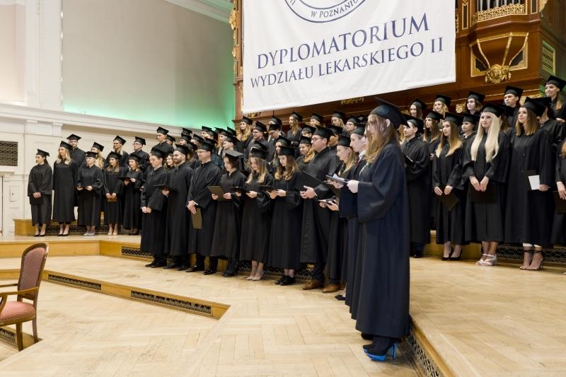 Dyplomatorium Wydziału Lekarskiego II