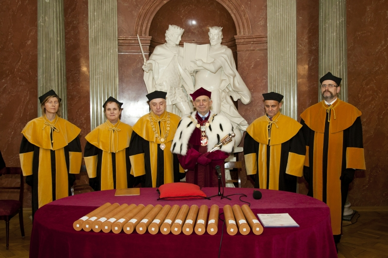 Promocje doktorskie - Wydział Farmaceutyczny