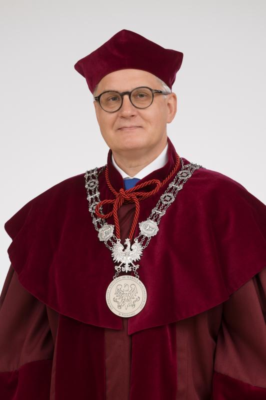 Zdjęcie - prof. dr hab. Zbigniew Krasiński