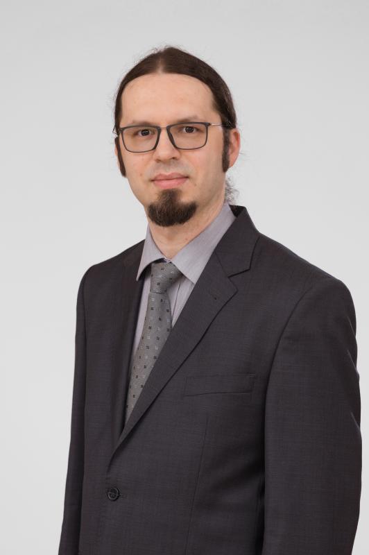 Zdjęcie - prof. dr hab. Marcin Ruciński