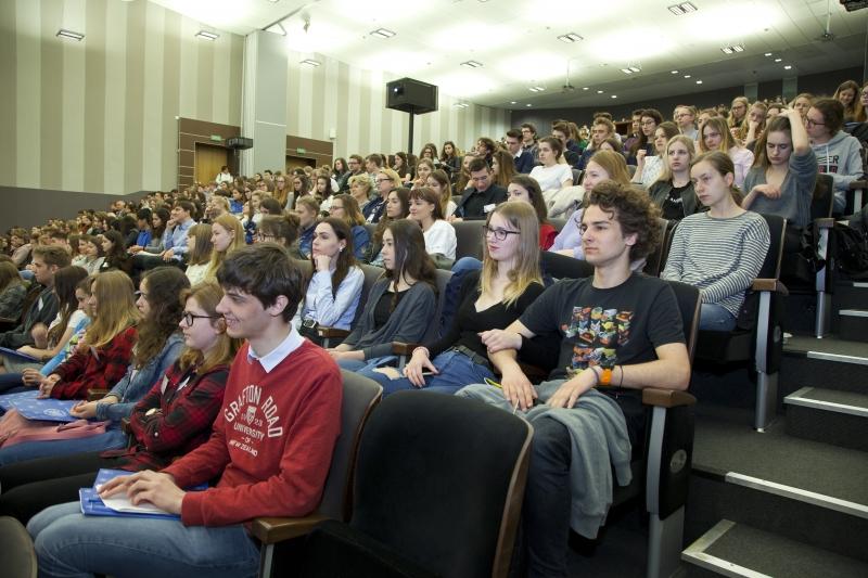 """""""Młodzież w Świecie Nauki"""" - IV Spotkanie Młodzieży Licealnej i Studentów"""