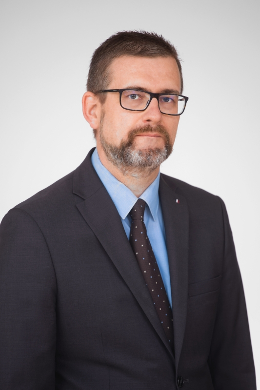 prof. dr hab. Tomasz Gośliński