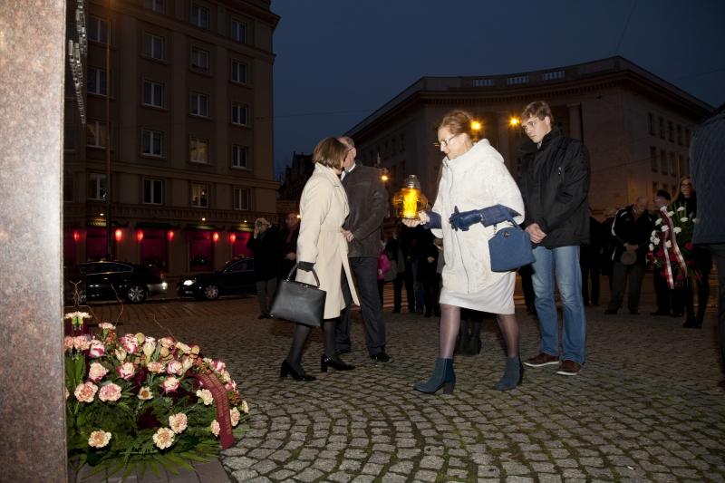 170. rocznica śmierci Karola Marcinkowskiego