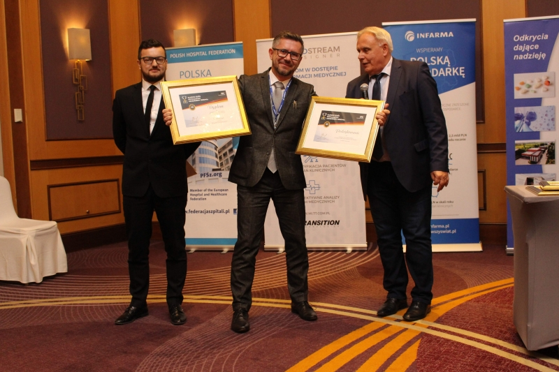 Kształcimy najlepszych menadżerów zdrowia w Polsce!