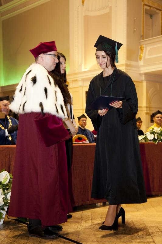 Dyplomatorium absolwentów kierunku lekarsko-dentystycznego