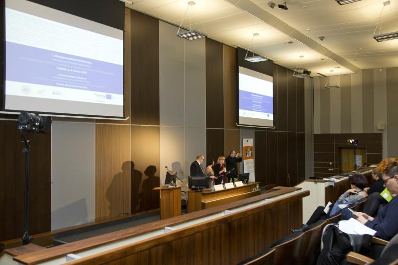 """3. Międzynarodowa Konferencja """"Innowacje w terapii zajęciowej. Dostępność jako przestrzeń współpracy interdyscyplinarnej i interprofesjonalnej"""""""