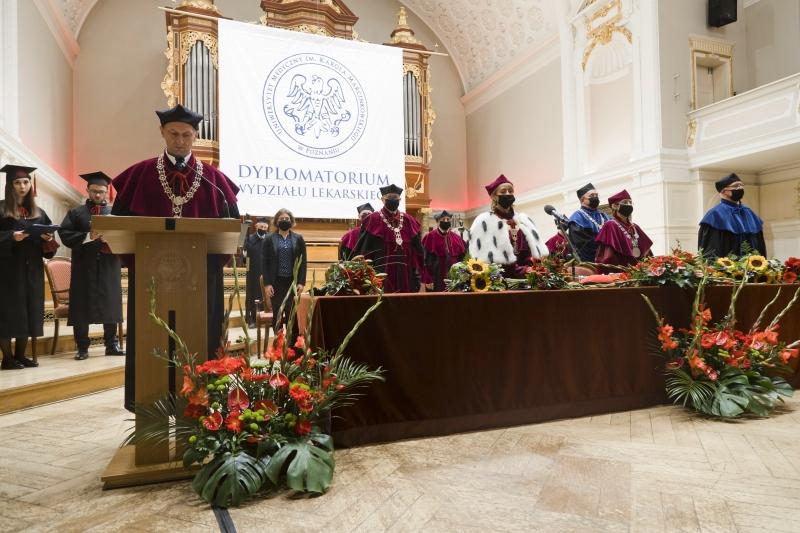 Dyplomatorium - Wydział Lekarski