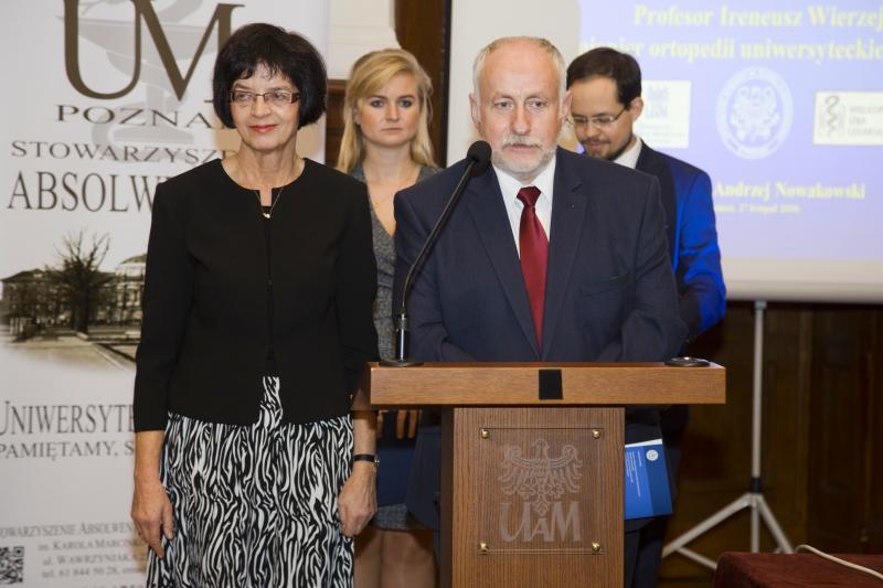 """Konferencja """"Luminarze poznańskiej medycyny akademickiej w międzywojniu i okresie powojennym"""""""