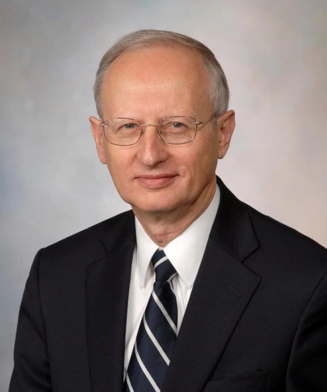 Profesor Zbigniew Wszołek