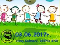 Dzień Dziecka - zawody wędkarskie i sportowe