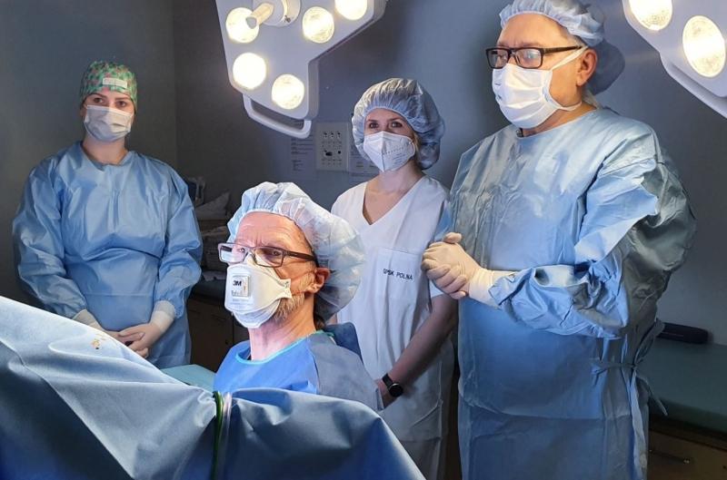 Zdjęcie - operacja