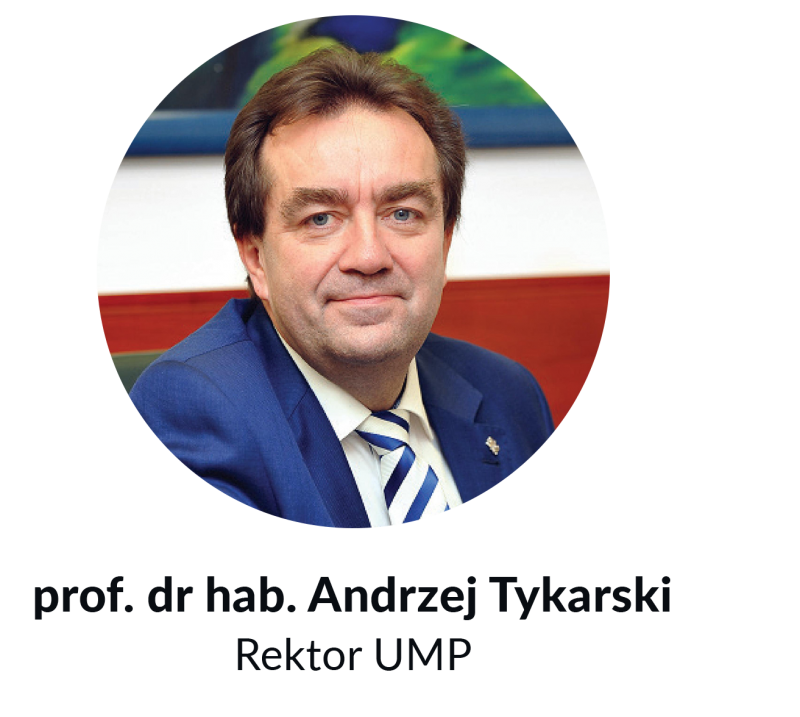 Prof. Andrzej Tykarski - zdjęcie