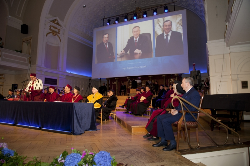 Inauguracja Roku Akademickiego 2017/2018