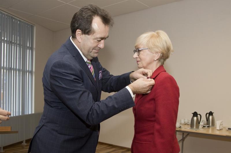 Srebrne Krzyże Zasługi