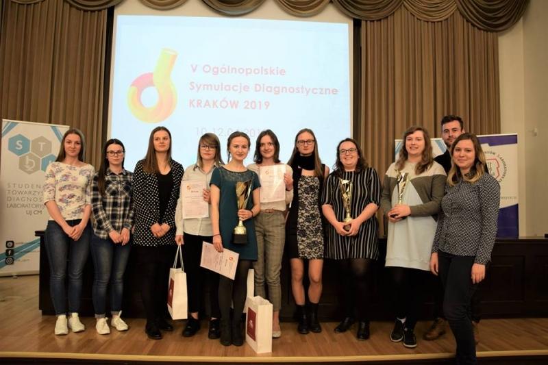 V Ogólnopolskie Symulacje Diagnostyczne
