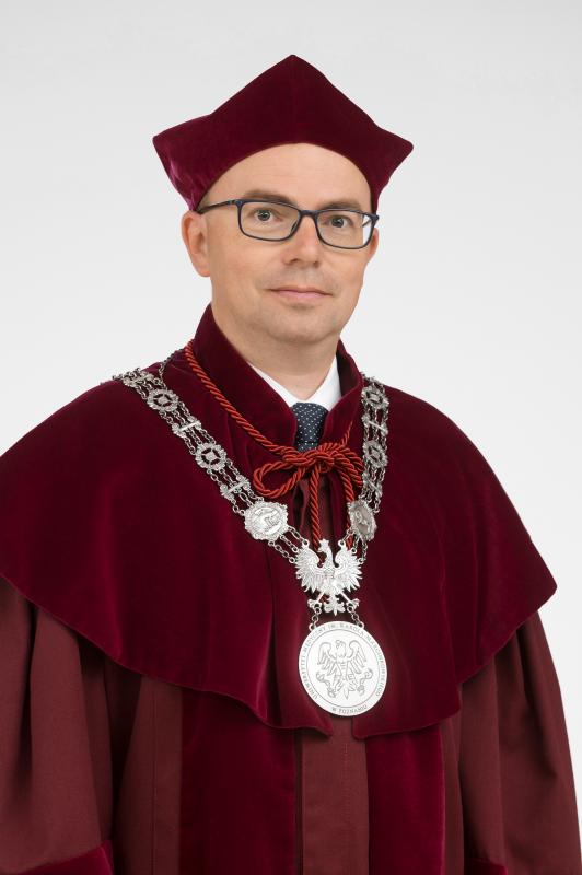 Zdjęcie - prof. dr hab. Michał Nowicki