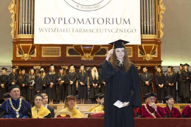 Dyplomatorium - Wydział Farmaceutyczny