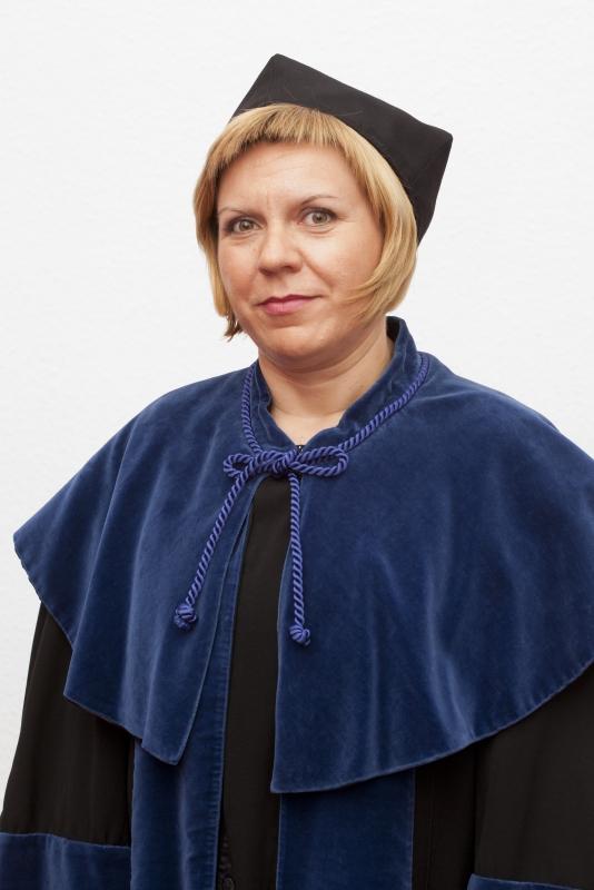 prof. dr hab. Anna Jankowska