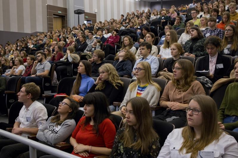 """Konferencja """"Młodzież w Świecie Nauki. Postępy w medycynie"""""""