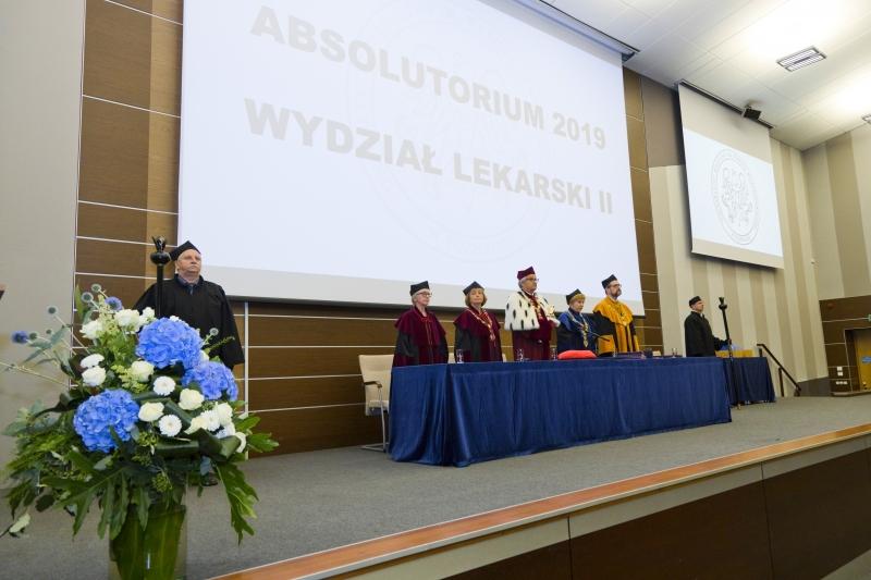 Absolutorium - Wydział Lekarski II