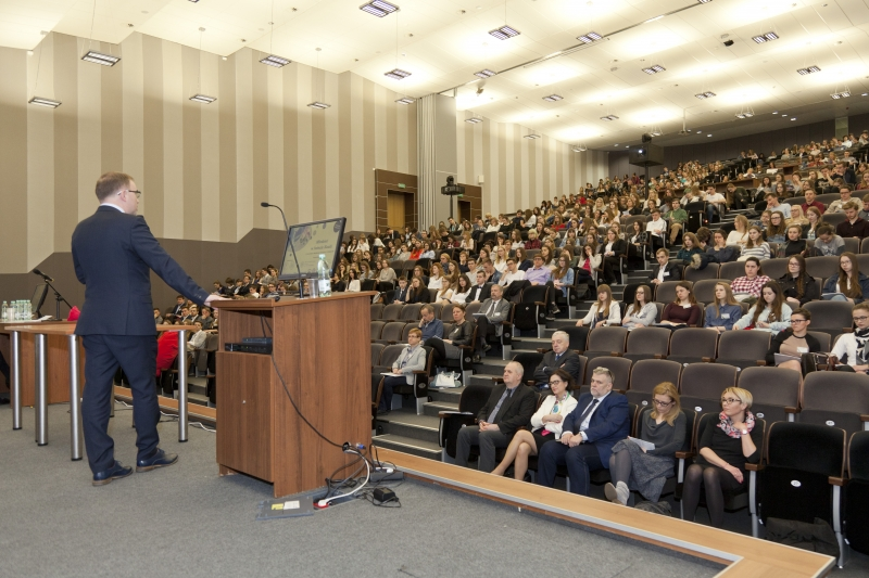 Młodzież w Świecie Nauki - III Spotkanie Młodzieży Licealnej i Studentów