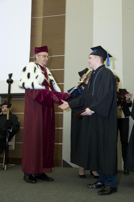 Dyplomatorium - Wydział Nauk o Zdrowiu