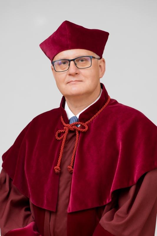 prof. dr hab. Zbigniew Krasiński