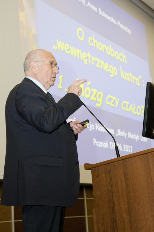 Uniwersytet Młodego Odkrywcy - Mały Medyk