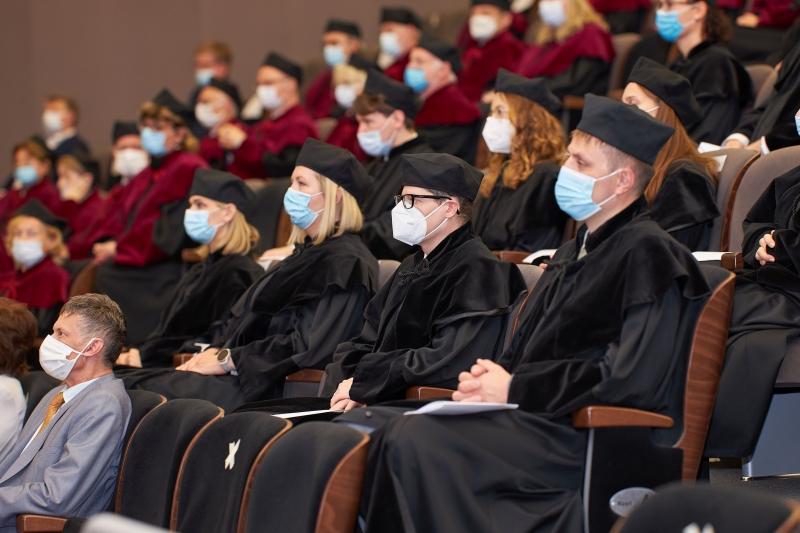 Promocje doktorskie - święto nauki