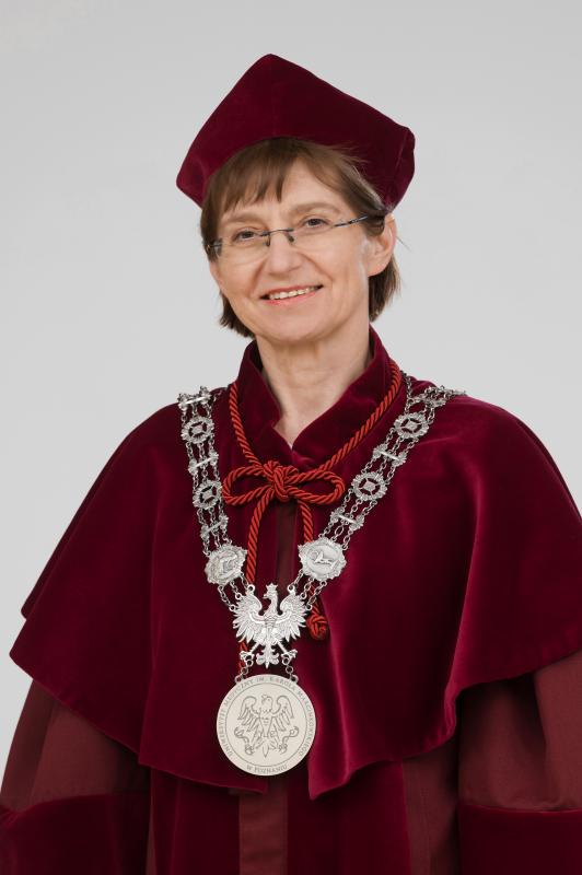 Zdjęcie - prof. dr hab. Dorota Zozulińska-Ziółkiewicz