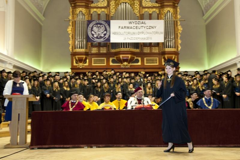 Absolutorium i Dyplomatorium - Wydział Farmaceutyczny