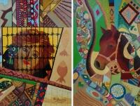 Wystawa obrazów prof. Khaleda Basmadji