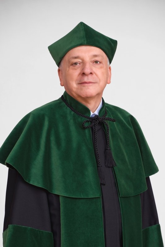 prof. dr hab. Lucjusz Zaprutko