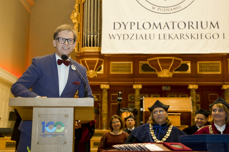Dyplomatorium Wydziału Lekarskiego I