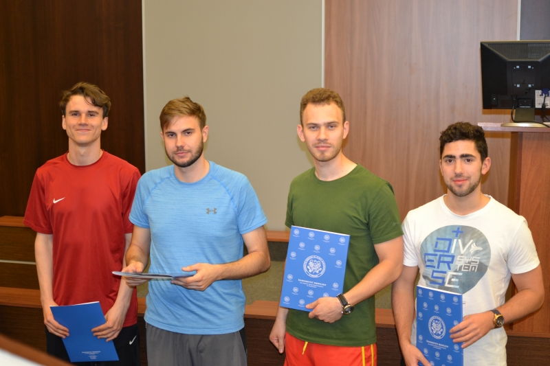 Ogólnopolski Turniej Studenckich Drużyn Fizjoterapeutycznych