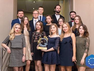 Polskie Towarzystwo Studentów Farmacji obsypane nagrodami