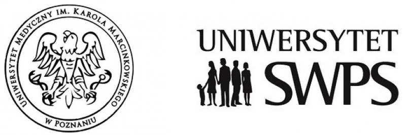 Logotypy UMP i SWPS