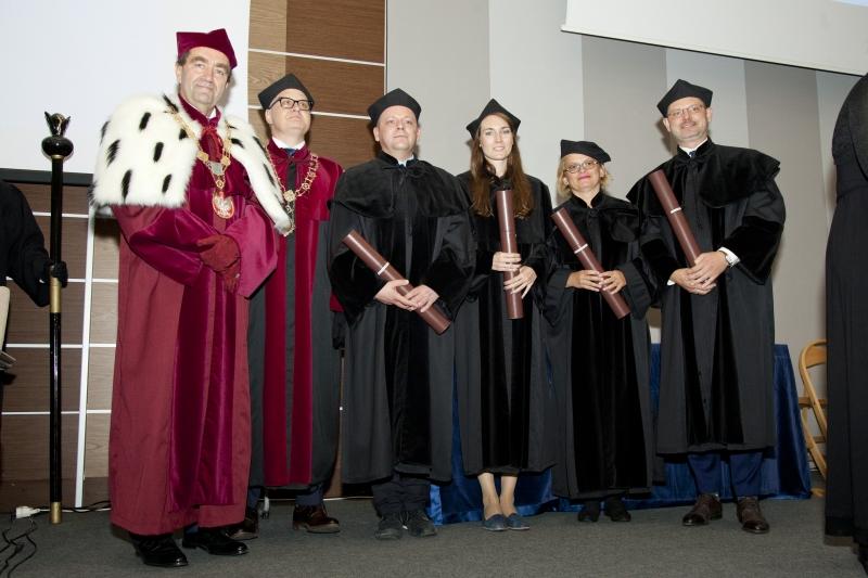 Uroczyste Posiedzenie Połączonych Rad Wydziałów