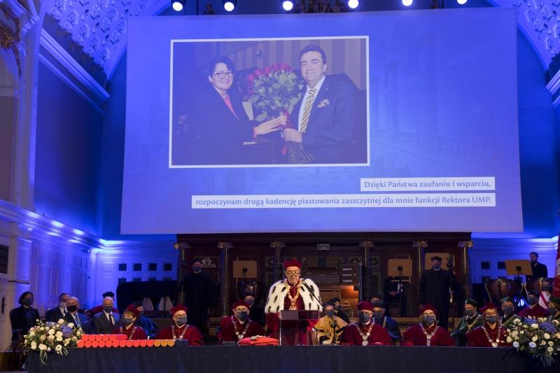 Przemówienie inauguracyjne Rektora