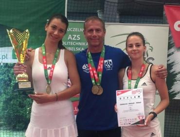 Złote tenisistki