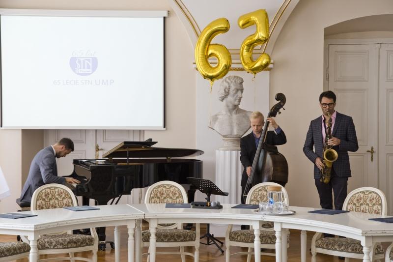 65 lat Studenckiego Towarzystwa Naukowego