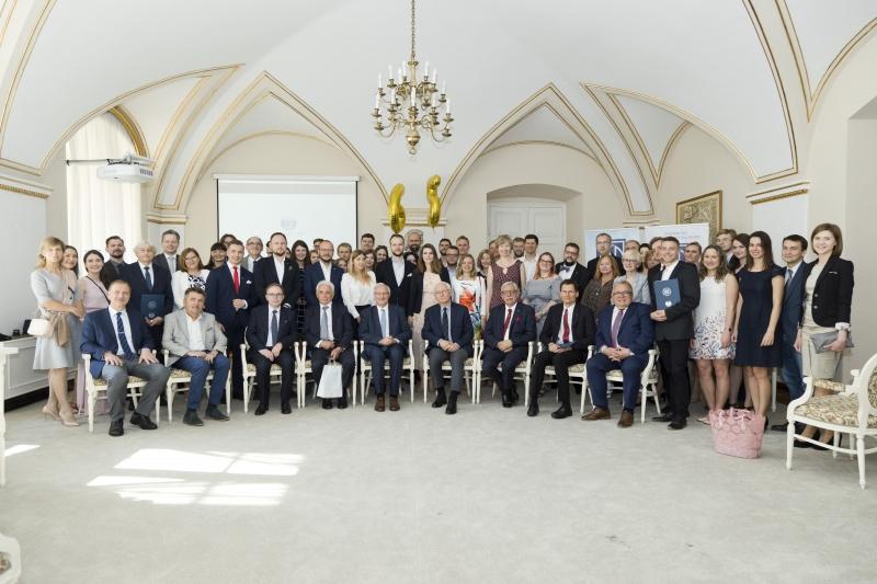 65-lecie Studenckiego Towarzystwa Naukowego UMP
